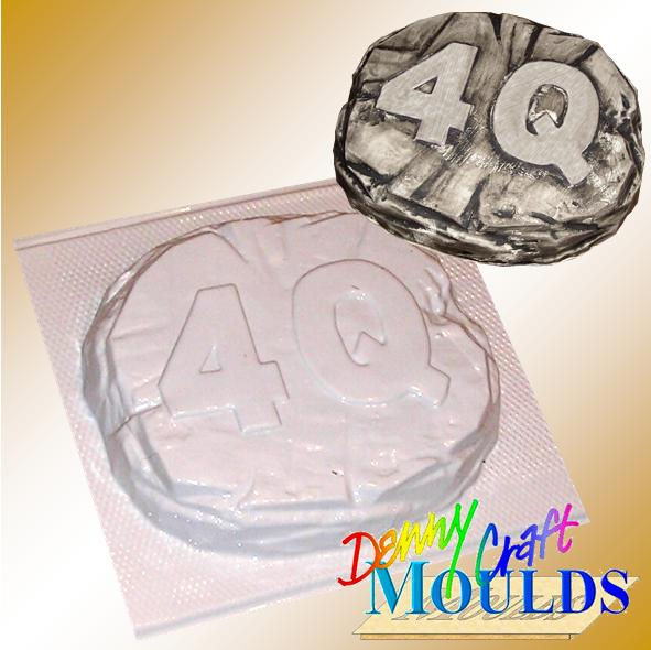GARDEN ORNAMENT CONCRETE MOULDS MOLDS 002 FROM DENNY CRAFT